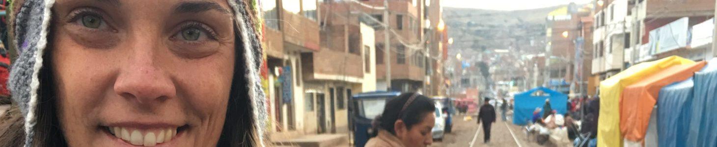 Un giro al mercato di Puno per combattere il mal d'altitudine