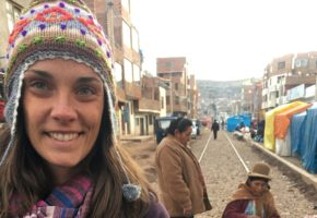 A visit to Puno market looking for remedies for altitude sickness