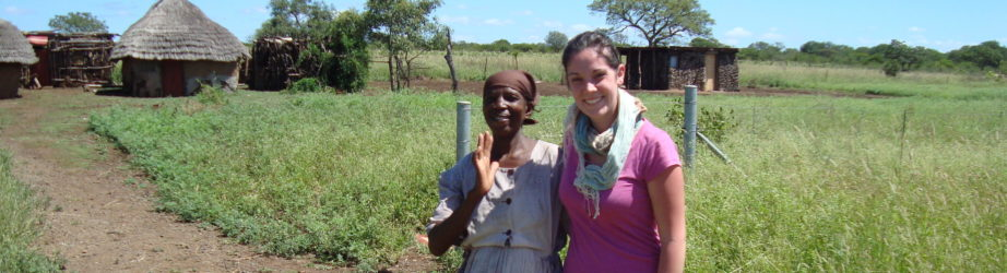 Stop at the end of the World – meeting Anna in South Africa