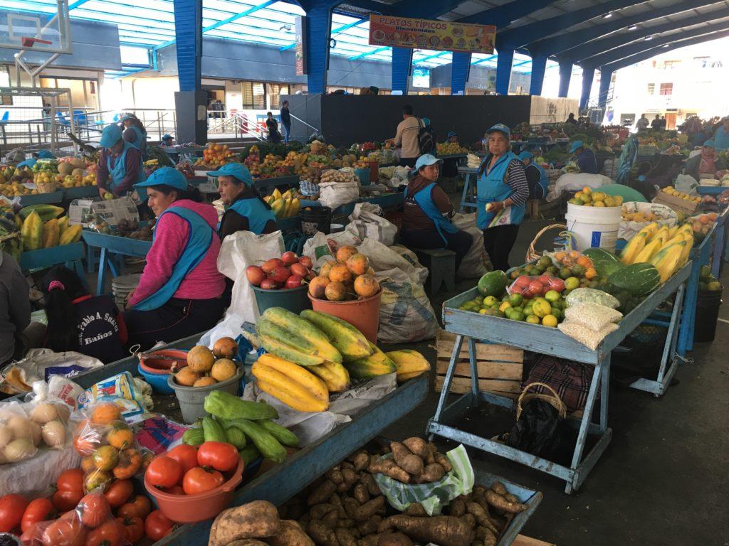 market ecuador