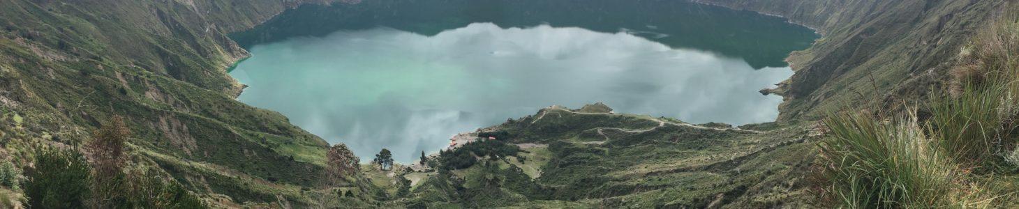 The long way to Quilotoa – Ecuador