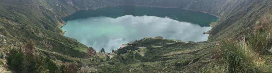 The long way to Quilotoa – Ecuador