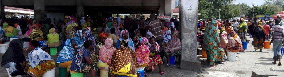 Beyond the trip in Tanzania: people