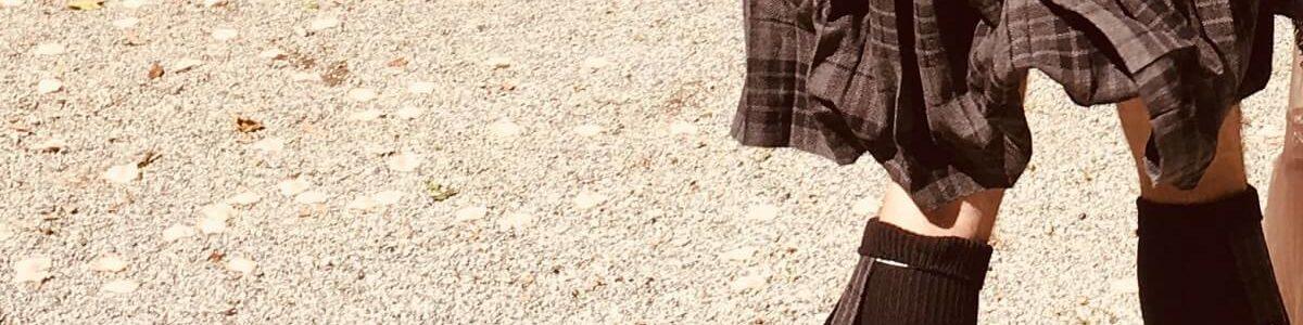 Il kilt: sopra e sotto il gonnellino scozzese