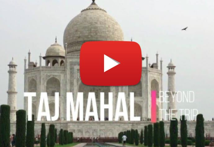 taj mahal india agra