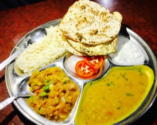 Thali, India in a dish. But how is Indian cuisine?