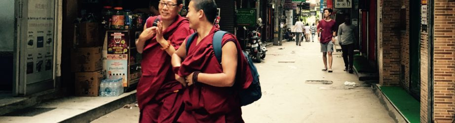 What to see in Delhi – Majnu Ka Tilla: when you find Tibet in India