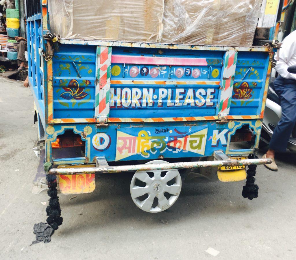 mezzi di trasporto india