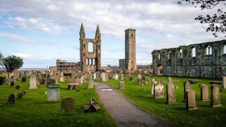 Cosa vedere nei dintorni di Edimburgo: gita in giornata a Saint Andrews e Dunnottar Castle
