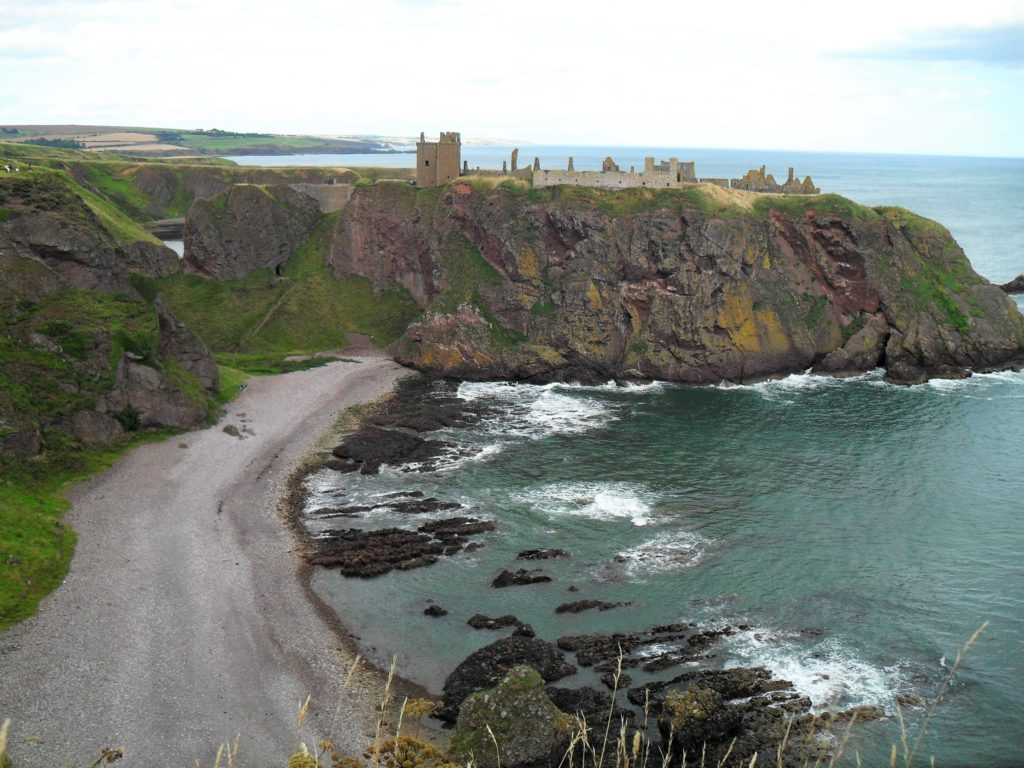 dintorni di edimburgo dunnottar castle