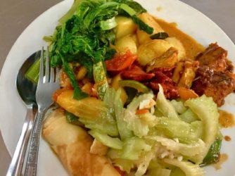 Mangiare a basso budget a Kuala Lumpur