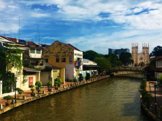 What to see in the gorgeous Malacca (MELAKA) – Video