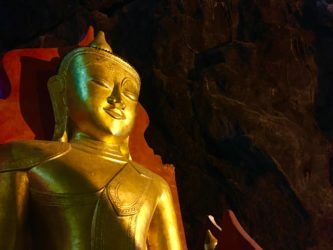 Pindaya Caves (Myanmar): how to reach them in a day from Kalaw (Video)