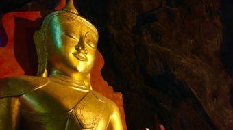 Le grotte di Pindaya: come raggiungerle da Kalaw in giornata