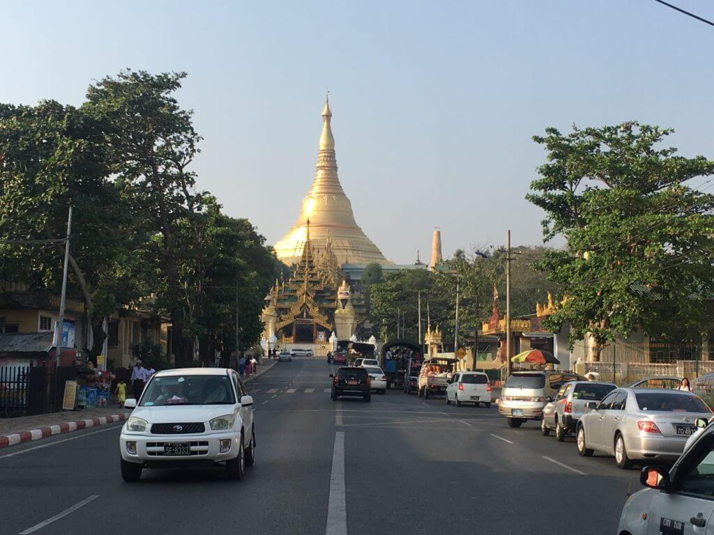 capitale birmania