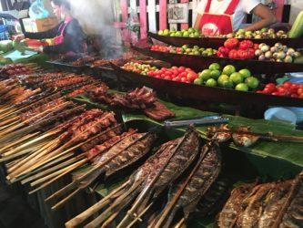 Cosa si mangia in Laos:  la cucina laotiana