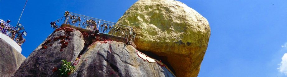 Golden Rock – Kinpun (Birmania): tutte le informazioni utili
