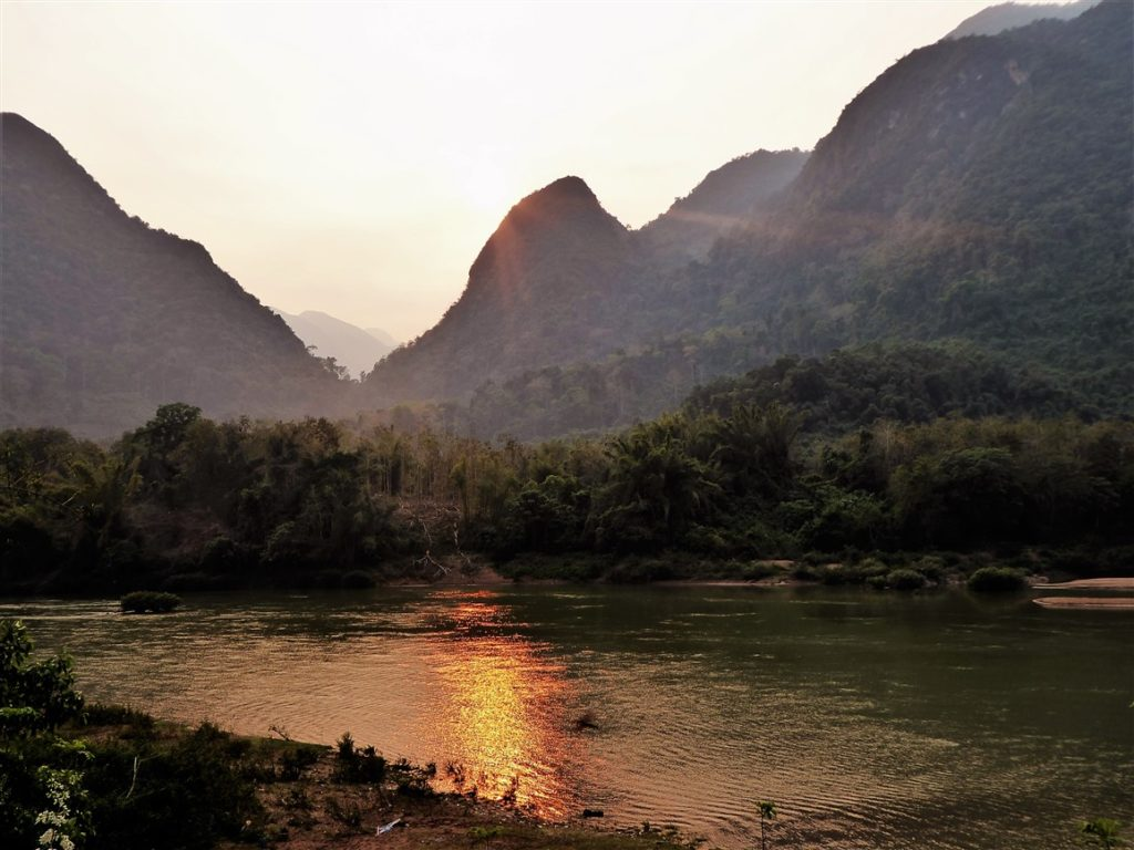 Nong Khiaw a Muang Ngoi
