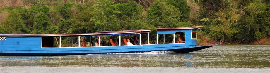 Cosa vedere e fare in Laos: in barca da Muang Ngoi a Muang Khua (Video)