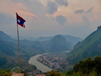 What to see and do in Laos: Nong Khiaw (Video)
