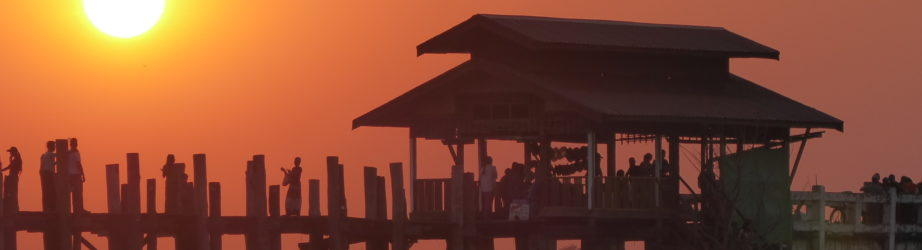 What to see near Mandalay: the U-Bein bridge