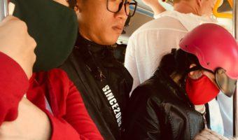 La mascherina antismog in Vietnam: a cosa serve realmente?
