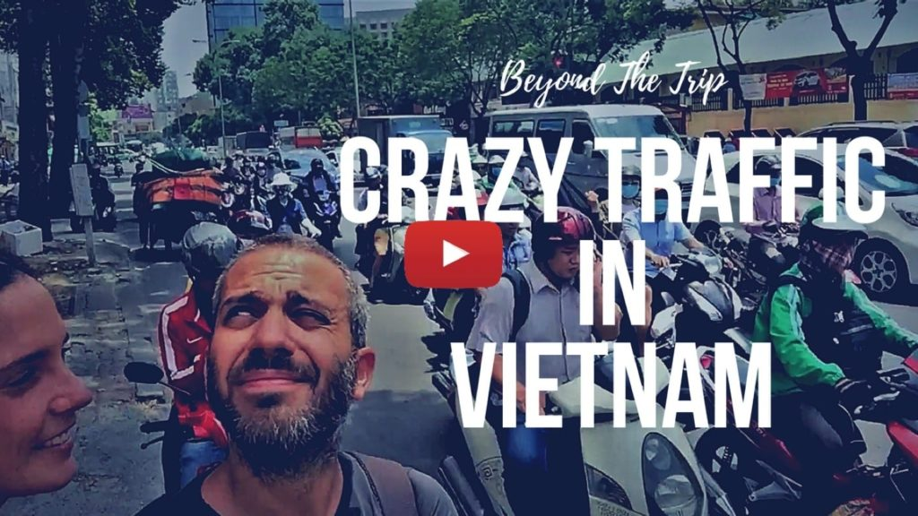 traffico in vietnam video