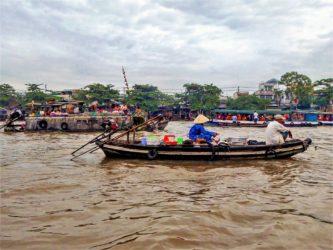 PENSIERI IN VIAGGIO – Sul delta del Mekong