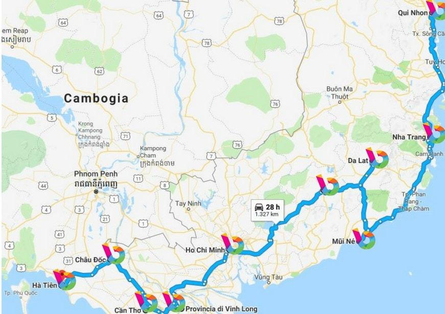 sud del vietnam