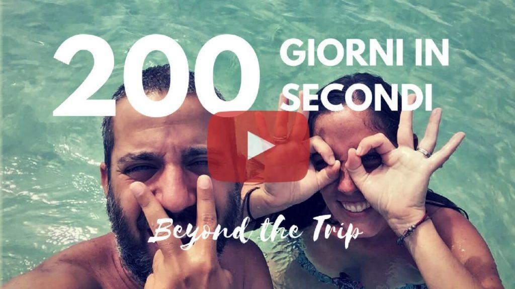 200 giorni in viaggio