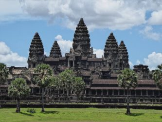 Angkor Wat in bicicletta – MAPPA e VIDEO