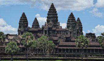 Angkor Wat in bicicletta – MAPPA e VIDEO