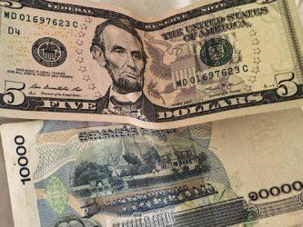 Prelevare in Cambogia: carte o contanti? Dollari o Riel?