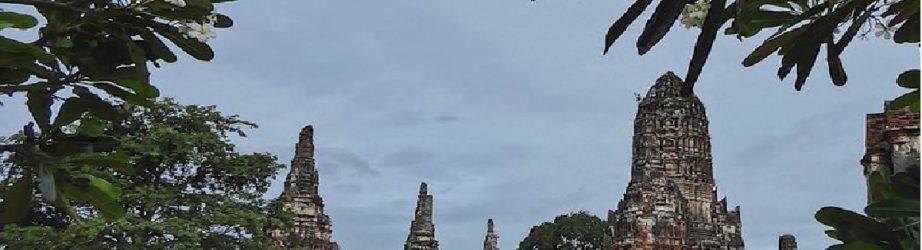 Il treno per Ayutthaya da Bangkok
