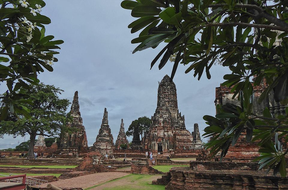 treno per ayutthaya