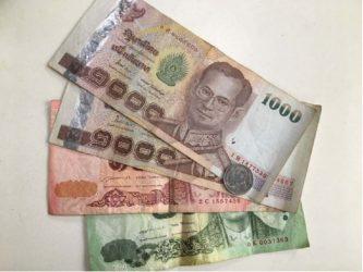 Prelevare in Thailandia: carte o contanti?