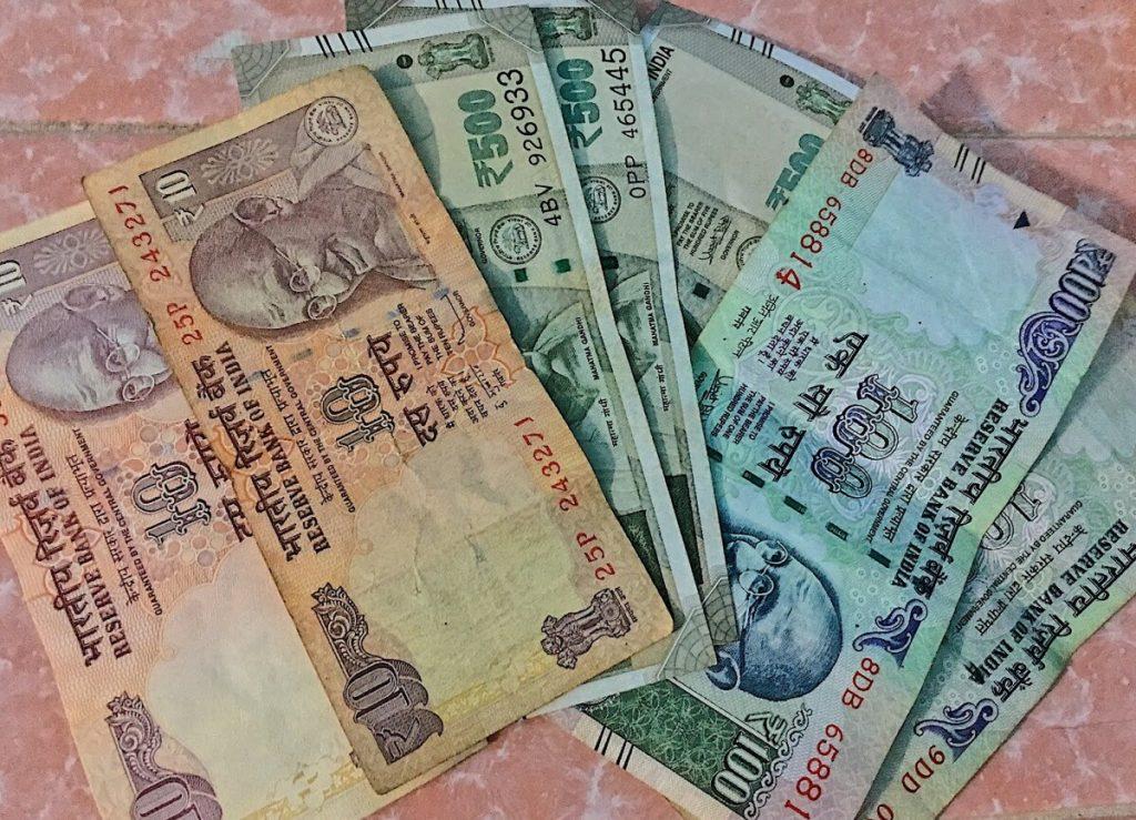 prelevare in india