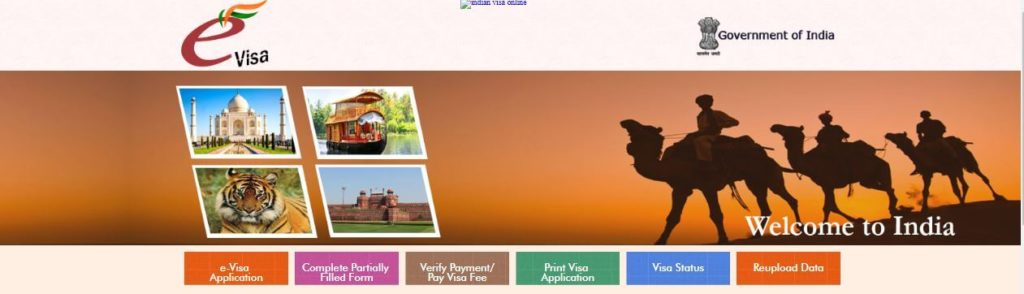 visto india e visa