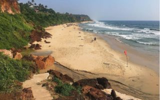 Kerala: spiagge dorate, scogliere e lagune