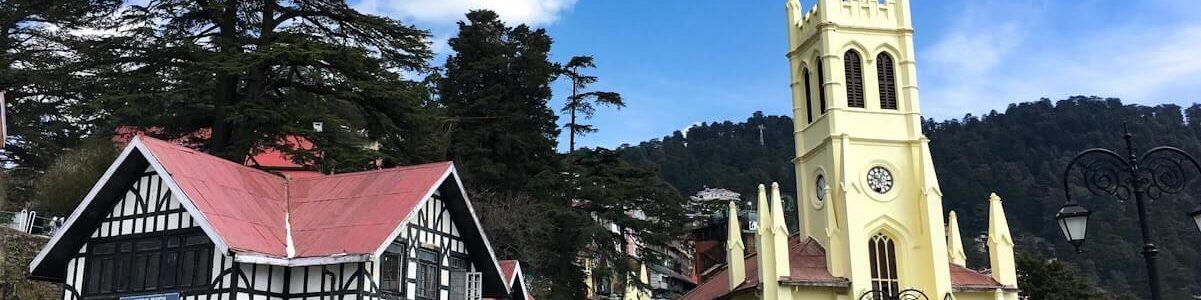 Shimla India: cosa fare e vedere