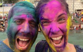 Festa dei colori – India: l'Holi Festival