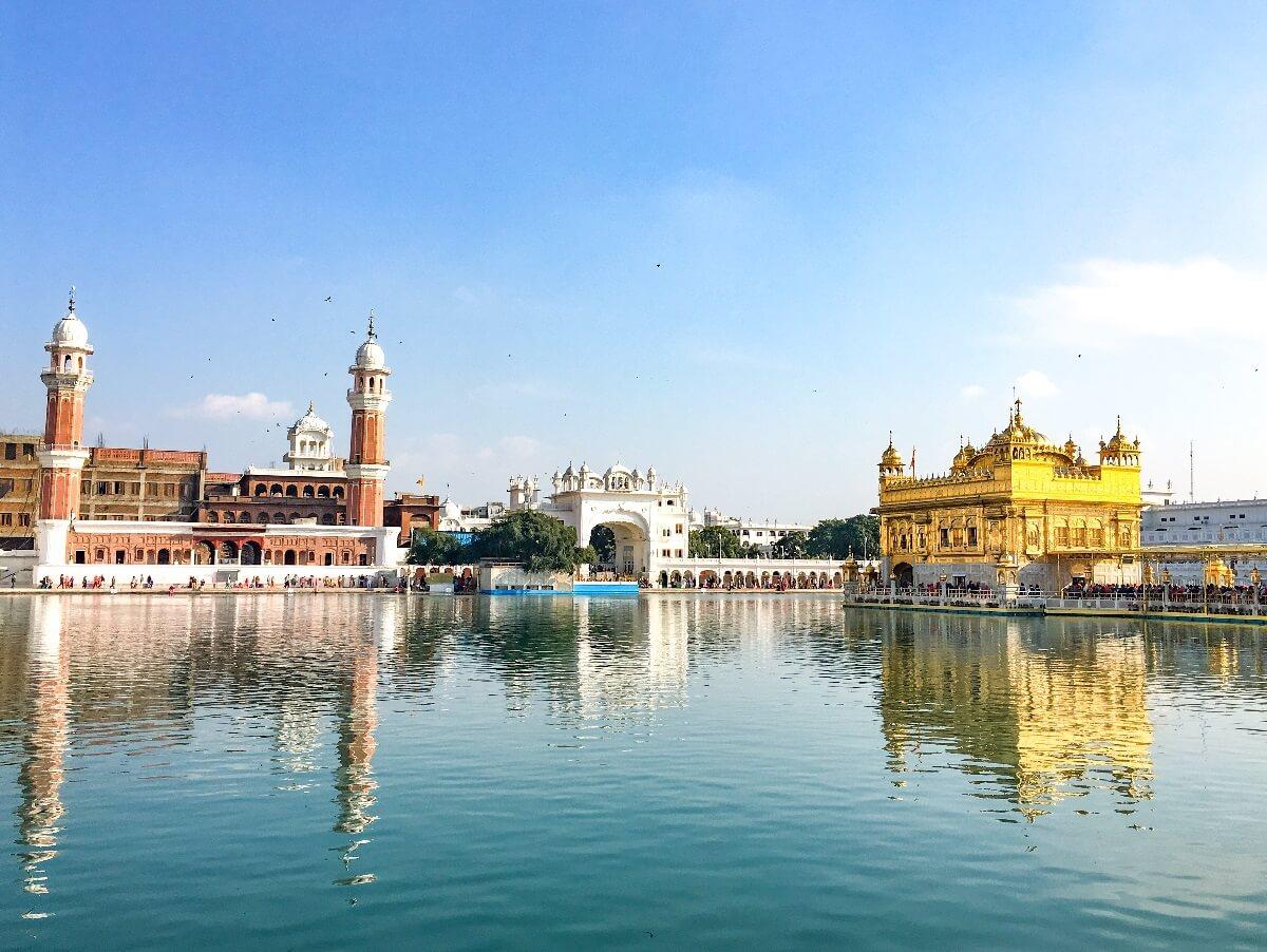 tempio d'oro india