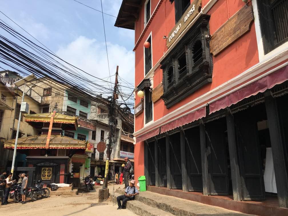 tansen nepal cosa vedere