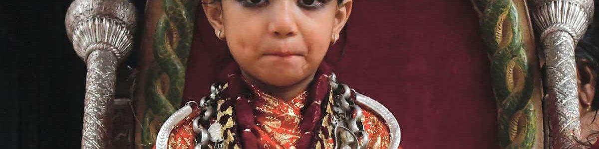 Kumari Nepal: la dea bambina