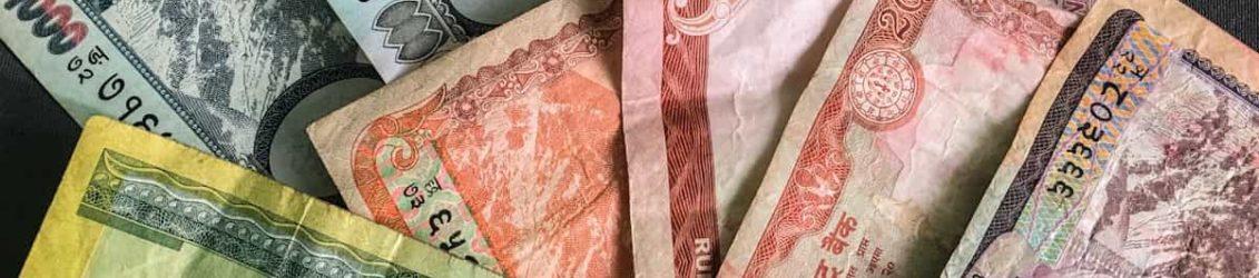 Prelevare in Nepal: carte o contanti?