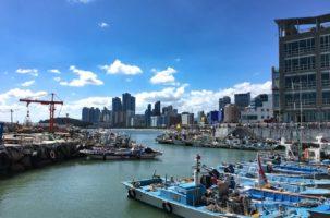 Corea del Sud – Giappone: il traghetto