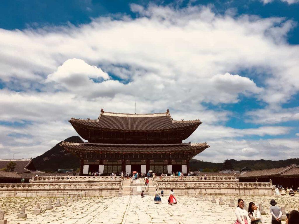 corea del sud visto
