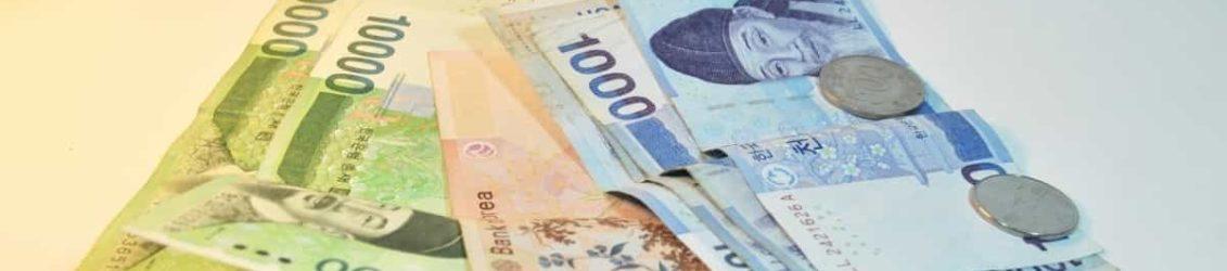 Prelevare in Corea del Sud: carte o contanti?