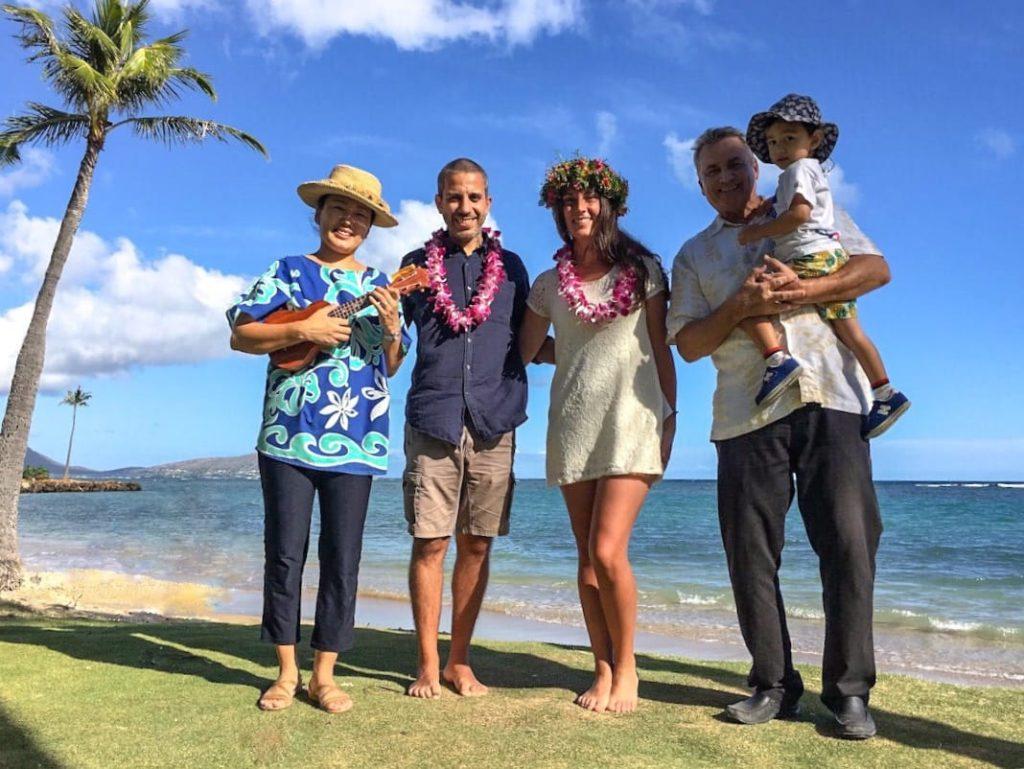 sposarsi alle hawaii